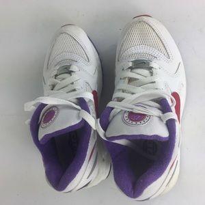 Nike Women Series Triax White Purple Nike Air Shoe